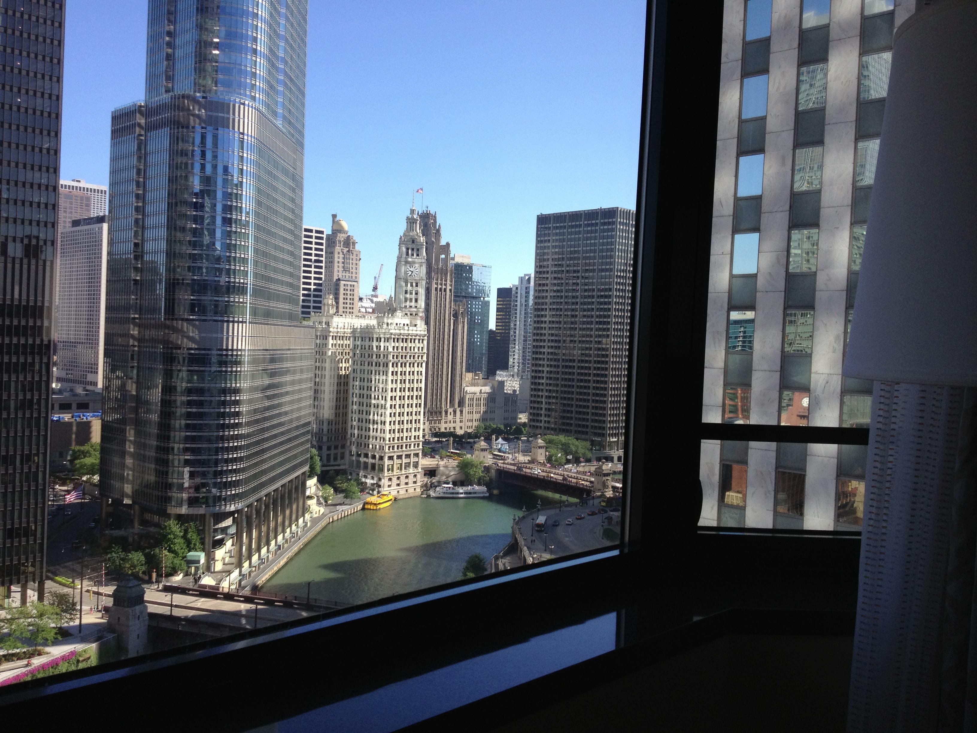 Chicago stefania wine for River hotel chicago