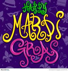 Happy Mardi Gras Y'all